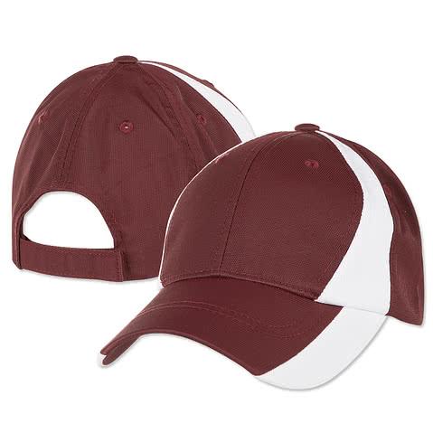 Sport-Tek Colorblock Performance Hat