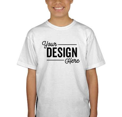 Gildan Youth Ultra Cotton T-shirt - White
