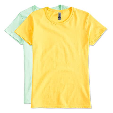 Canada - Gildan Women's 100% Cotton T-shirt