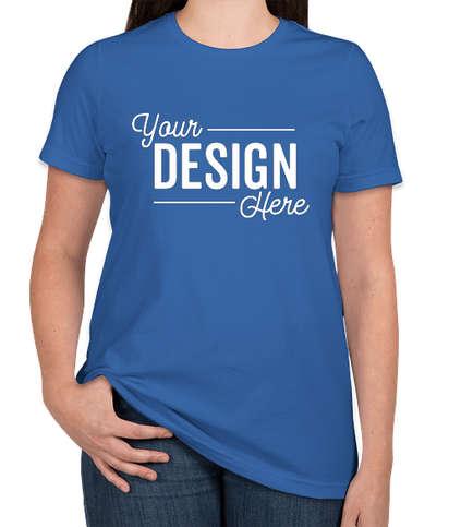 American Apparel Women's Jersey T-shirt - Royal
