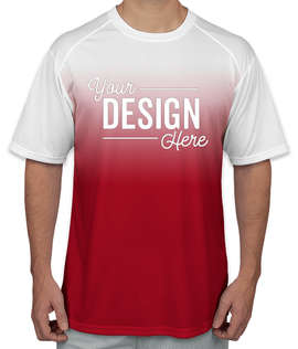 Badger Ombre Performance Shirt