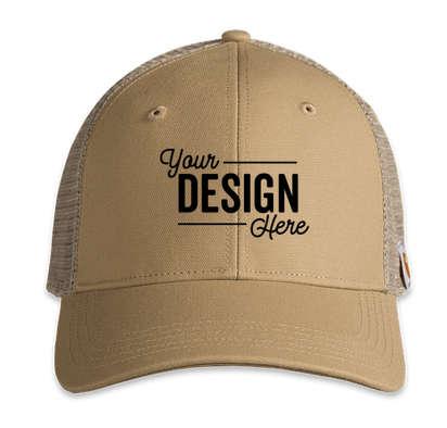 Carhartt Rugged Professional Trucker Hat - Dark Khaki