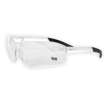 Zenon Clear Protective Glasses  - Clear