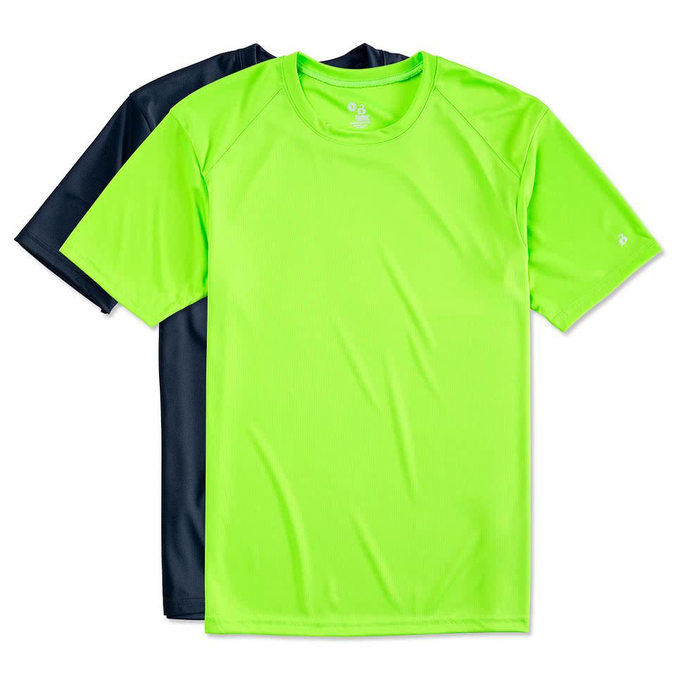 Dart shirt design your own - Badger B Dry Performance Shirt
