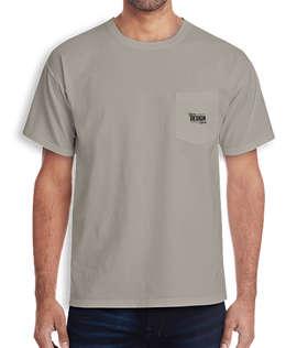 Hanes ComfortWash Garment Dyed Pocket T-shirt