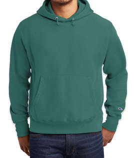 Champion Heavyweight Reverse Weave Garment Dyed Pullover Hoodie