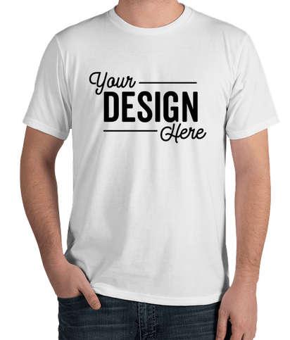 Royal Apparel USA-Made Organic T-shirt - Salt