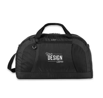 American Tourister Voyager Packable Duffel Bag - Black