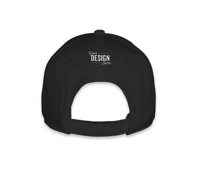 Nike Dri-FIT Swoosh Front Cap - Black / White