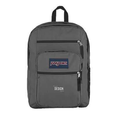 JanSport Big Student Backpack - Gray