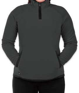 Stormtech Women's Shasta Quarter Zip Fleece Pullover