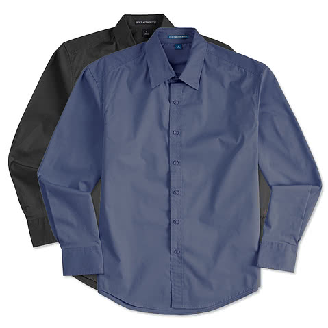Port Authority Stretch Poplin Dress Shirt