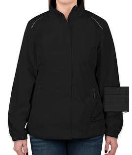 Core 365 Women's Waterproof Ripstop Jacket