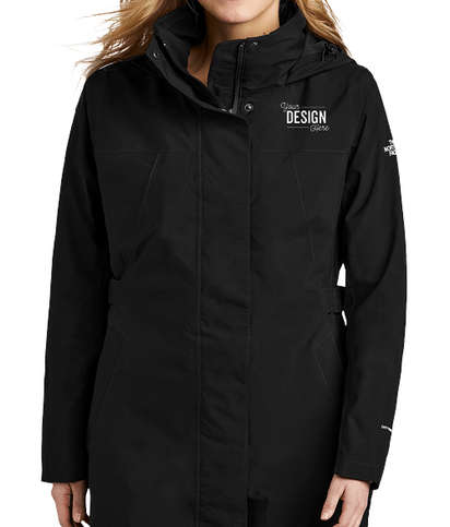 The North Face Women's City Trench - TNF Black