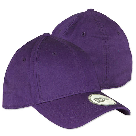 New Era 39THIRTY Stretch Fit Cotton Hat