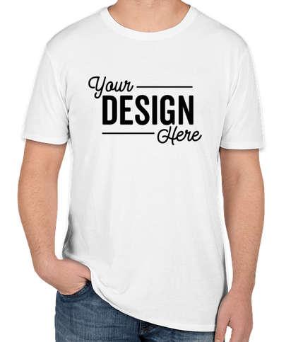 Canada - Threadfast Lightweight Pigment Dyed T-shirt - White