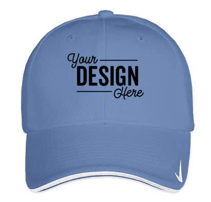 Nike Dri-FIT Stretch Performance Hat - Pacific Blue