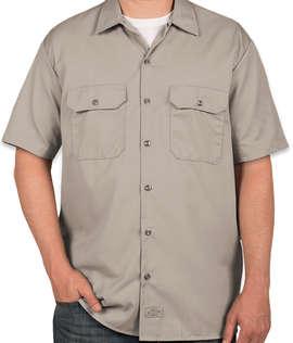 Dickies Twill Industrial Work Shirt