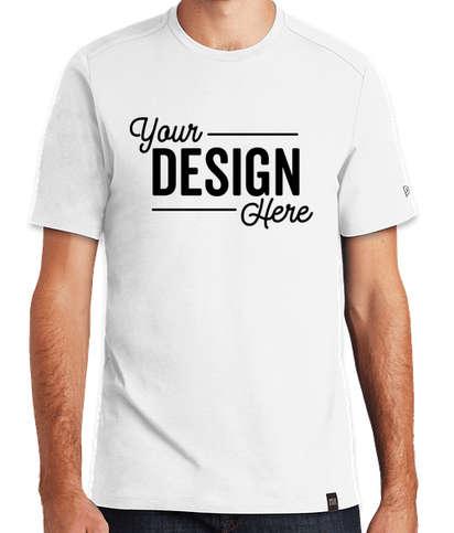 New Era Heritage Blend T-shirt - White