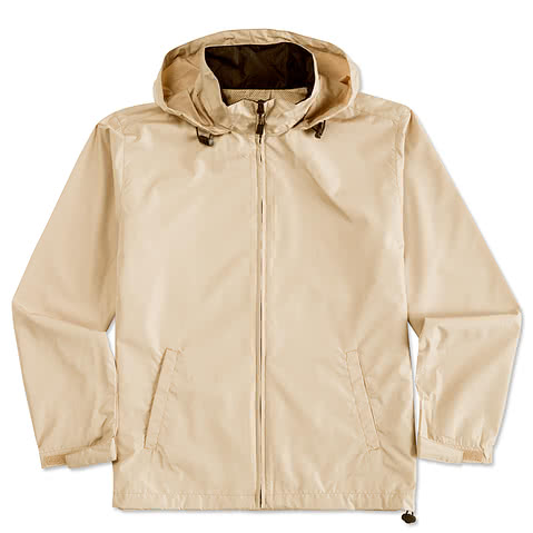 North End Full Zip Hooded Jacket