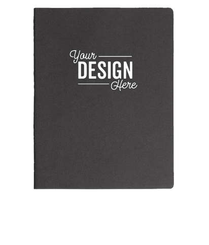 Moleskine XL Soft Cover Ruled Notebook - Black