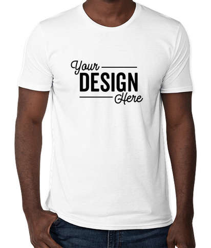 Allmade Tri-Blend T-shirt - Fairly White