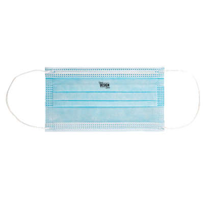 Customized Disposable Triple-ply Face Mask - Neutral