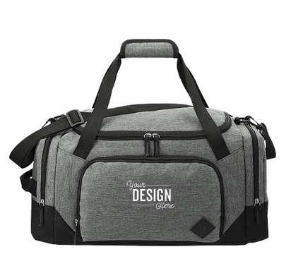 Graphite Weekender Bag - Charcoal