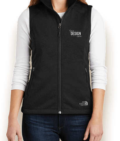The North Face Women's Ridgewall Soft Shell Vest - TNF Black