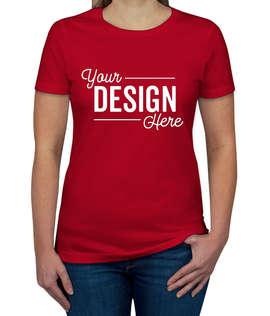 Next Level Women's Slim Fit Jersey T-shirt