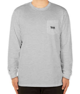 Vineyard Vines Long Sleeve Pocket T-shirt