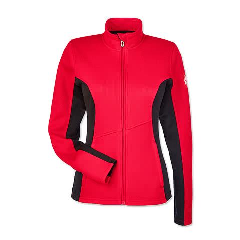 Spyder Women's Constant Sweater Fleece Jacket