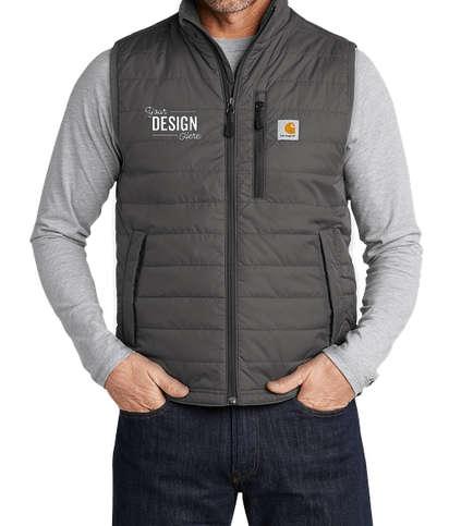 Carhartt Gilliam Vest - Shadow Grey