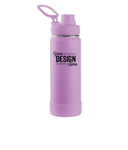 Takeya 18 oz. Actives Insulated Water Bottle - Lilac