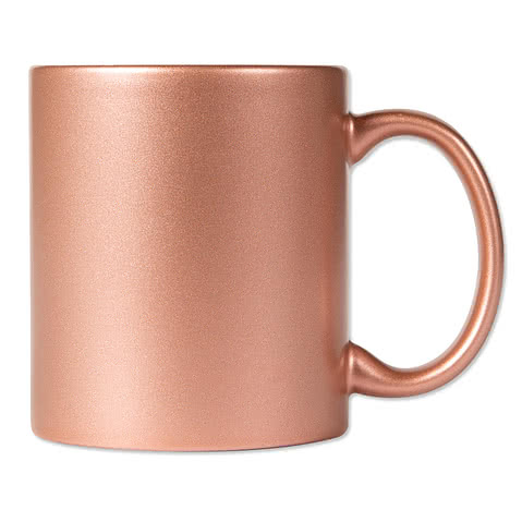 11 oz. Metallic Mug