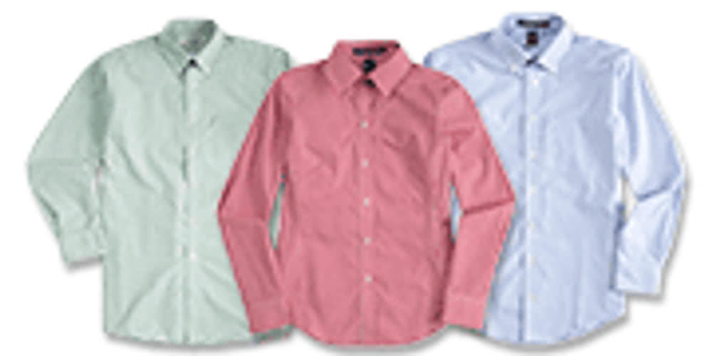 Patterned Shirts