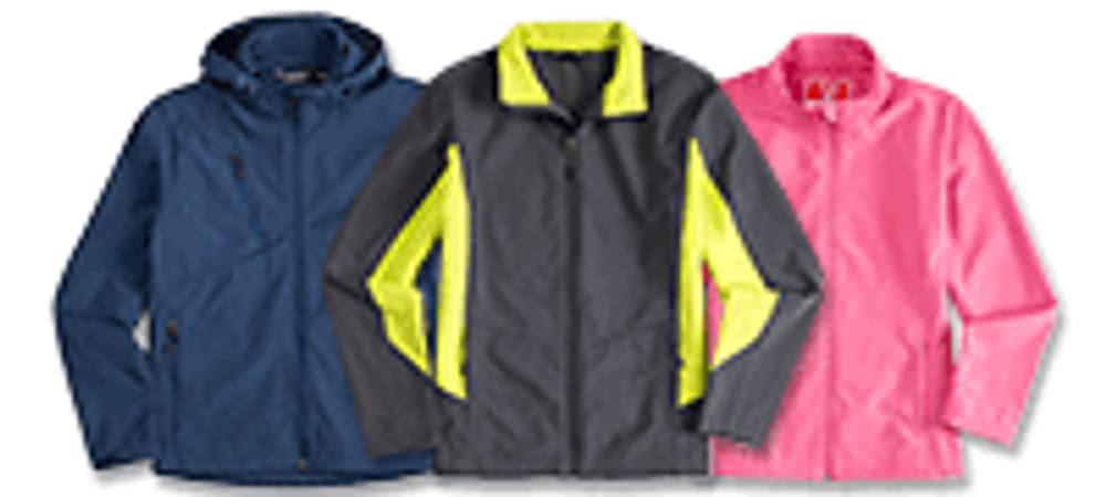 Soft Shell Jackets