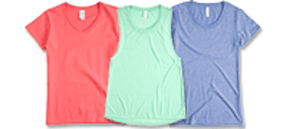 Short Sleeve & Tank Tops