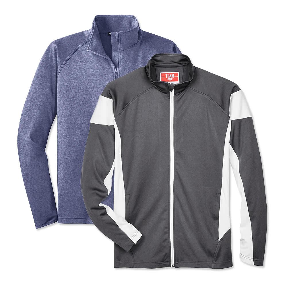Warm-Ups & Jackets