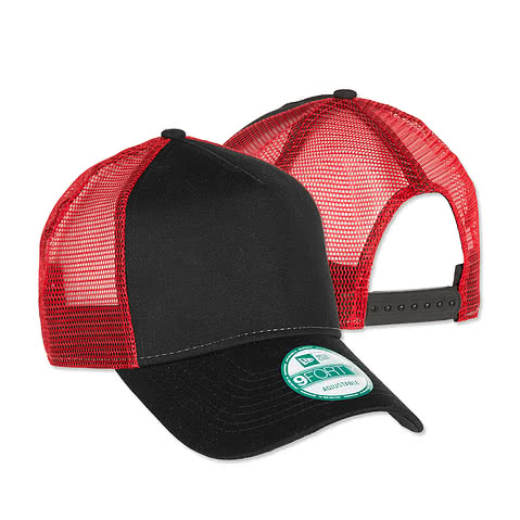 New Era 9FORTY Snapback Trucker Hat