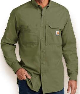 Carhartt Force Ridgefield Button Down Shirt