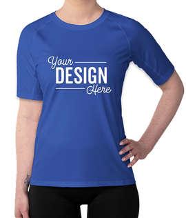 Sport-Tek Women's Rash Guard Shirt
