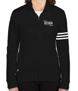 Adidas Women's ClimaLite Full Zip Performance Sweatshirt