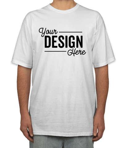 Gildan Ultra Cotton Tall T-shirt - White