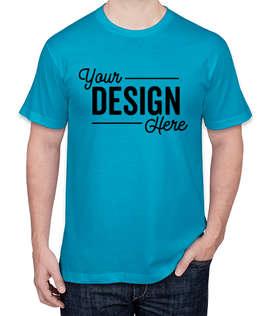 American Apparel USA-Made Jersey T-shirt