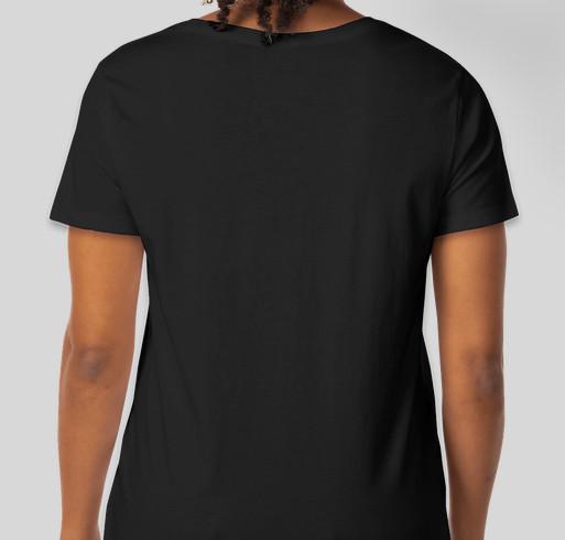 Asians for Black Lives Matter Fundraiser Fundraiser - unisex shirt design - back