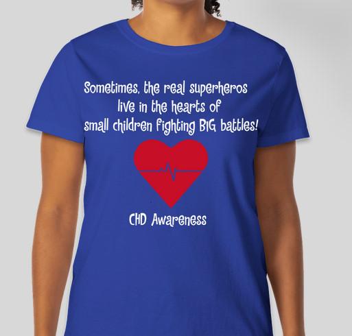 Elli's Fight Fundraiser - unisex shirt design - front