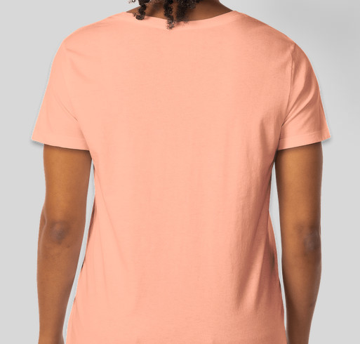 Beso Music Video Fundraiser - unisex shirt design - back