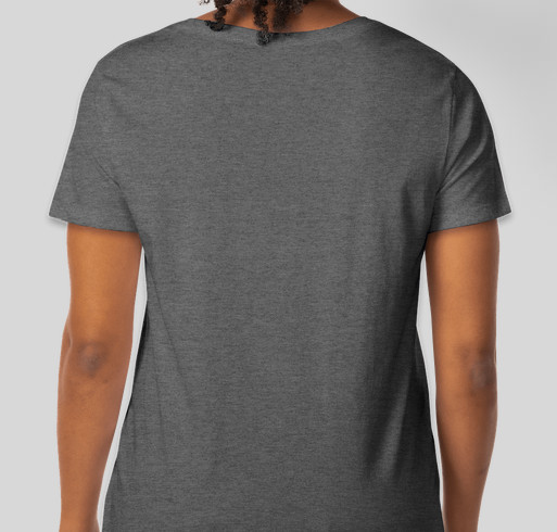 Fluent In Kindness Fundraiser - unisex shirt design - back