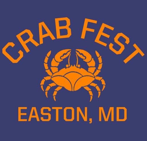Crab Fest design idea
